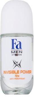 Fa Men Xtreme Invisible Power кульковий антиперспірант