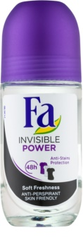 Fa Invisible Power antitranspirante con bola