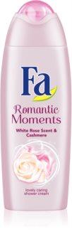 Fa Romantic Moments Shower Cream