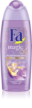 Fa Magic Oil Purple Orchid освіжаючий гель для душа