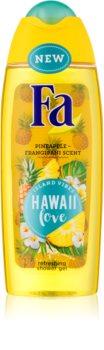 Fa Island Vibes Hawaii Love osvěžující sprchový gel