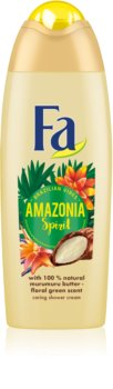 Fa Brazilian Vibes Amazonia Spirit Gentle Shower Cream