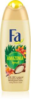 Fa Brazilian Vibes Amazonia Spirit sanfte Duschcreme