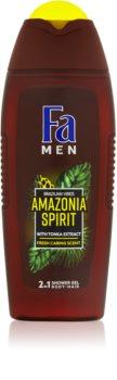 Fa Men Brazilian Vibes Amazonia Spirit Refreshing Shower Gel 2in1