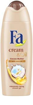 Fa Cream & Oil gel-crema de dus
