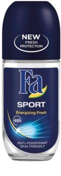 Fa Sport Energizing Fresh Antitranspirant-Deoroller