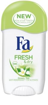 Fa Fresh & Dry Green Tea antiperspirant puternic