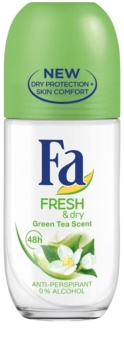 Fa Fresh & Dry Green Tea antitraspirante roll-on