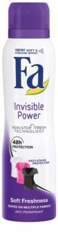 Fa Invisible Power antiperspirant v spreji