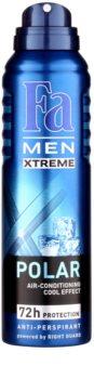Fa Men Xtreme Polar антиперспірант у формі спрею