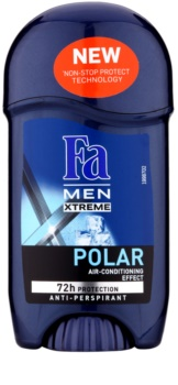 Fa Men Xtreme Polar antitranspirante en barra