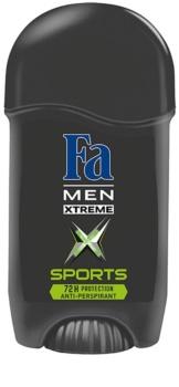 Fa Men Xtreme Sports antitranspirante sólido