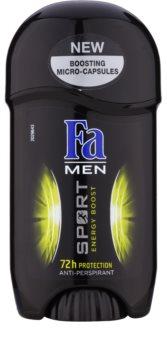 Fa Men Sport Energy Boost Antiperspirant Stick