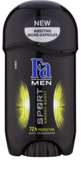 Fa Men Sport Energy Boost izzadásgátló stift