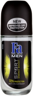 Fa Men Sport Energy Boost Antitranspirant Deoroller