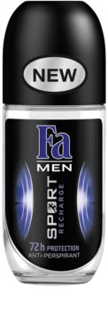 Fa Men Sport Recharge antiperspirant roll-on