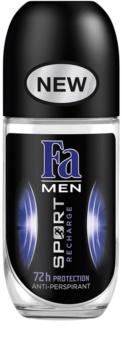 Fa Men Sport Recharge roll-on antibacteriano