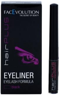 FacEvolution Hairplus Contur lichid pentru ochi cu substanțe active pentru creșterea genelor