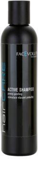FacEvolution HairCare шампунь для посилення росту волосся та проти випадіння