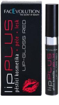 FacEvolution LipPlus поживна блиск для губ з ліфтинговим ефектом