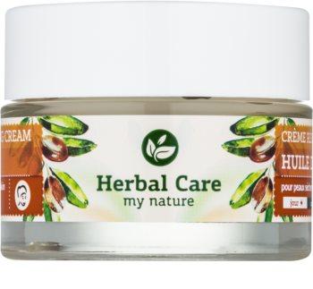 Farmona Herbal Care Argan Oil hranilna regeneracijska dnevna in nočna krema za suho kožo
