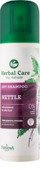Farmona Herbal Care Nettle suchý šampón pre mastné vlasy