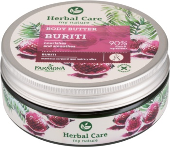 Farmona Herbal Care Buriti Manteiga corporal hidratante