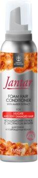 Farmona Jantar αφρώδες  μαλακτικό για λεπτά και κατεστραμμένα μαλλιά