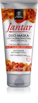 Farmona Jantar masque pour cheveux abîmés