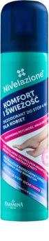Farmona Nivelazione Feet deodorant na chodidla 4 v 1
