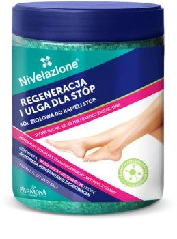 Farmona Nivelazione Feet soľ do kúpeľa pre unavené nohy