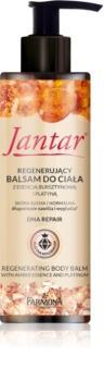 Farmona Jantar Platinum відновлюючий бальзам для тіла