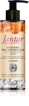 Farmona Jantar Silver feuchtigkeitsspendende Body lotion