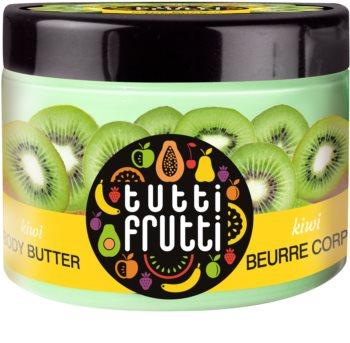 Farmona Tutti Frutti Kiwi žametno maslo za telo