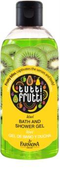 Farmona Tutti Frutti Kiwi gel de ducha y baño