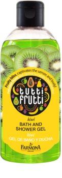 Farmona Tutti Frutti Kiwi gel de duche e banho