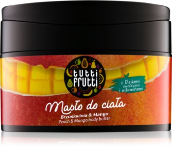 Farmona Tutti Frutti Peach & Mango Body Butter