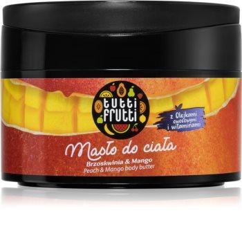 Farmona Tutti Frutti Peach & Mango unt  pentru corp