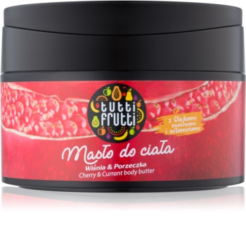 Farmona Tutti Frutti Cherry & Currant масло для тіла