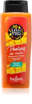 Farmona Tutti Frutti Peach & Mango scrub corpo