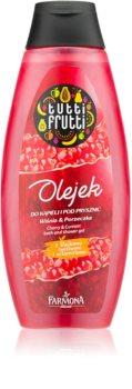 Farmona Tutti Frutti Cherry & Currant sprchový a koupelový gel