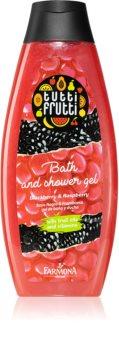 Farmona Tutti Frutti Blackberry & Raspberry sprchový a koupelový olej