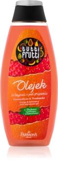 Farmona Tutti Frutti Orange & Strawberry sprchový a kúpeľový gélový olej
