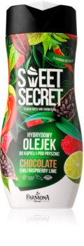 Farmona Sweet Secret Chocolate huile bain et douche