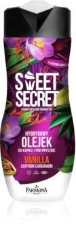 Farmona Sweet Secret Vanilla olje za prhanje in kopel