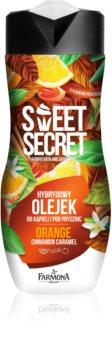 Farmona Sweet Secret Orange olejek pod prysznic i do kąpieli
