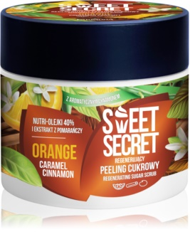 Farmona Sweet Secret Orange regeneračný peeling