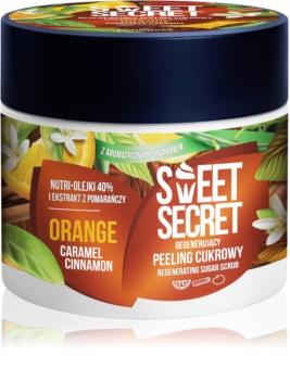 Farmona Sweet Secret Orange відновлюючий пілінг