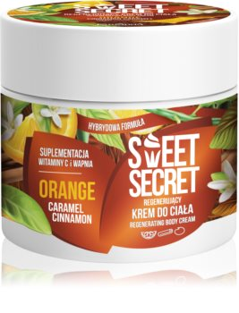Farmona Sweet Secret Orange cremă de corp regeneratoare