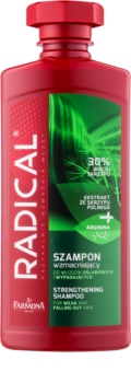 Farmona Radical Hair Loss shampoing fortifiant pour les cheveux affaiblis ayant tendance à tomber